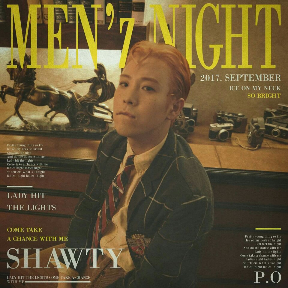 MEN'z NIGHT (Feat. 챈슬러)